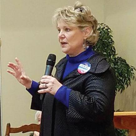 Denise for Arkansas business owner mother community leader District 84 Representative
